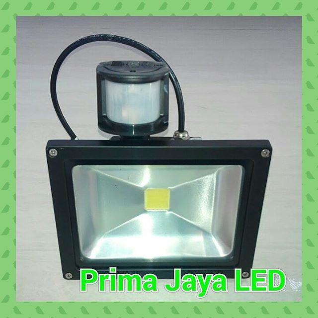 Jual Lampu Sensor Gerak LED 20 Watt Harga Murah Jakarta