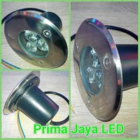 Embed Floor LED lights 3 Watt