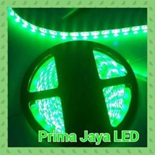 Lampu Strip Hijau LED 3528
