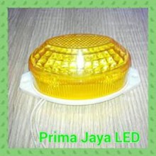 Flasher LED Tiang Tower Kuning