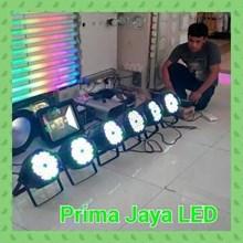 Lampu LED Paket Lampu PAR Medium Stage