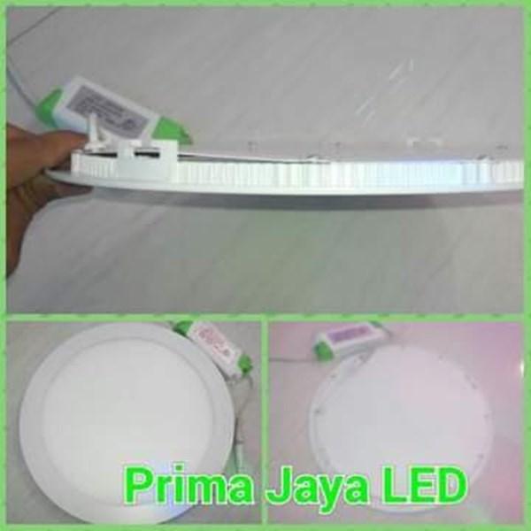 Lampu LED Downlight 24 Watt Tipis