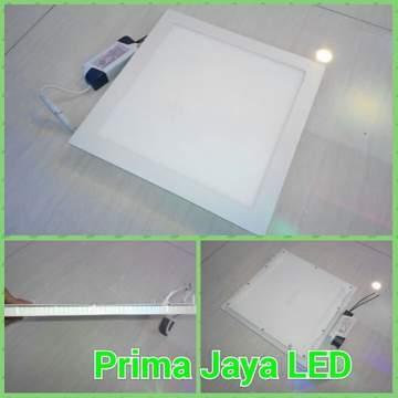 Jual Lampu Led Lampu Plafon Led Kotak Tipis 24 Watt Harga