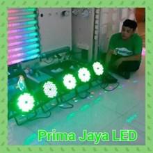 Paket Lampu PAR LED 3in1 RGB