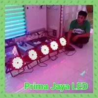 Jual Lampu PAR RGB 3 in 1