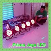 Lampu PAR RGB 3 in 1