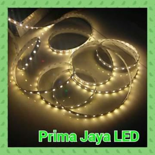 5050 Warm White LED Lamp Strip Indoor