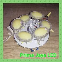 Downlight Interior Lampu LED Model Jamur