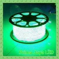 Selang LED Hijau 120 Lampu 2538 SMD 1