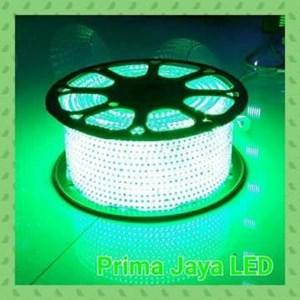 Selang LED Hijau 120 Lampu 2538 SMD