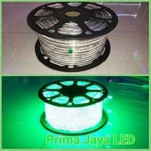 LED Selang Hijau 120 Lampu 2538