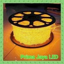 Selang LED Mata Kecil Kuning 120 Lampu