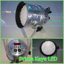 LED Par CAn 84 Model Silver RGB