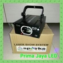 Lampu Laser New Spark SPL 147