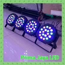 Paket Mini Par LED 18