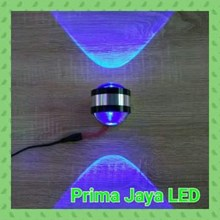Lampu LED Dinding Mata Ikan Biru