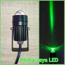 Lampu LED Interior Tiang Dekorasi Hijau 2 Watt