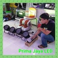 Lampu PAR 54 Paket + DMX 192 1