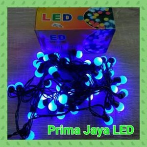 Lampu LED Twinkle Light Anggur Biru