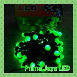 Lampu LED Twinkle Anggur Hijau