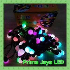 Lampu LED Variasi Twingkle Anggur RGB