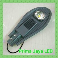 Lampu Jalan LED Model Baru Lensa Kaca 50 Watt 1