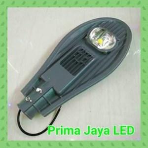 Lampu Jalan LED Model Baru Lensa Kaca 50 Watt
