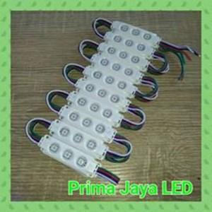 Lampu LED Module RGB 5050 DC 12 Volt