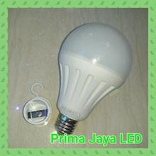 Lampu LED Bohlam Emergency 12 Watt Luxmen