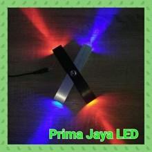 Lampu LED Interior Dinding 4 Arah EB 950 2B RB