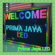 Lampu LED Display Full Color 101 X 73 Cm