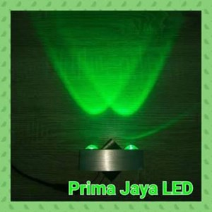 Lampu LED Interior Atas EB 950 2B Hijau