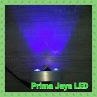 Lampu LED Interior Dinding EB 950 2B Biru 1