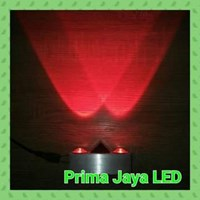Lampu LED Interior EB 950 2B Merah 1