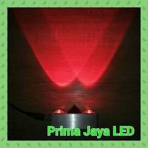 Lampu LED Interior EB 950 2B Merah
