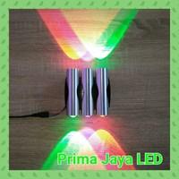Lampu LED Wall Interior Corong 3177 6 Watt 1
