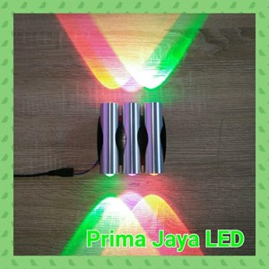 Lampu LED Wall Interior Corong 3177 6 Watt