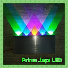 Lampu LED Wall Interior 5 Watt 80012 RGB