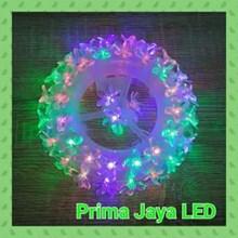 Lampu LED Flower Circle RGB Full Color