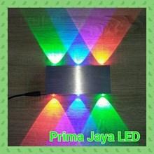 Lampu LED Interior Dinding 6 Watt 29013 RGB