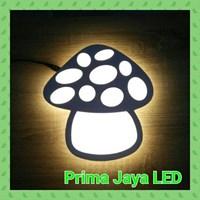Lampu LED Wall Mushroom A803