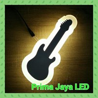 Led Wall Happy Guitar 806 1
