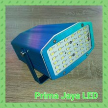 Lampu LED Strobe White 36 SMD
