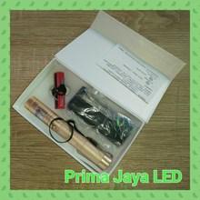 Alat Presentasi Pointer Laser Hijau 303 Gold