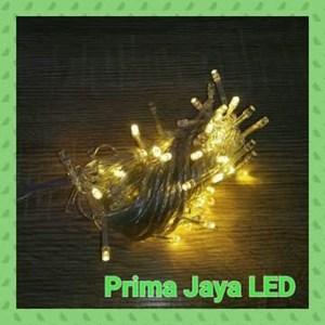 Lampu LED Twingkle Natal Warm White