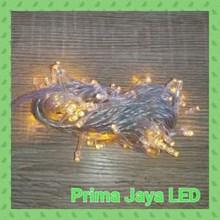 Lampu LED Twingkle Natal Kuning