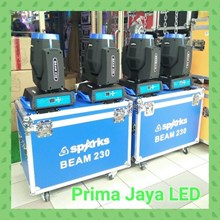 Lampu Sorot Paket New Moving Head Beam 230 Biru
