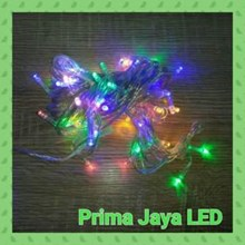 Lampu LED Twingkle Natal RGBY