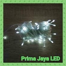Lampu LED Twingkle Natal Putih