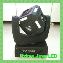 Lampu LED Mini Moving Kubik 60 Watt